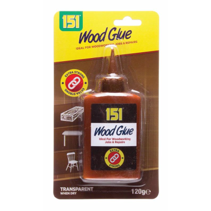 Picture of 151 Glue Wood 120gm
