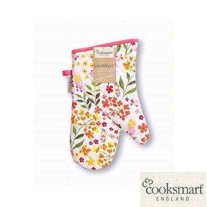 Picture of Cooksmart Single Oven Glove Bee Happy