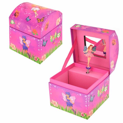 Picture of Fairies Music Box