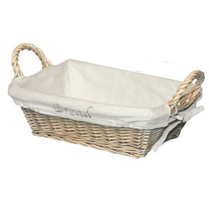 Picture of Jvl Bread Basket Nat Rect