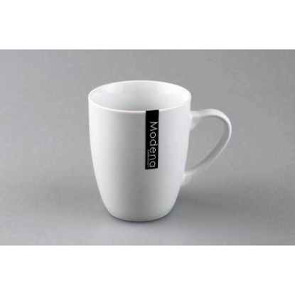 Picture of Modena Coupe Porcelain Mug 10oz