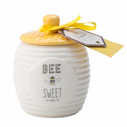 Bee Happy Sugar Pot