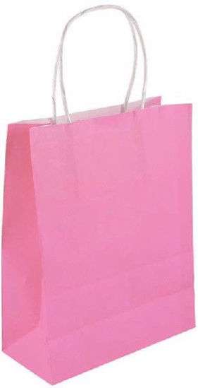 Baby Pink Bags with Handles