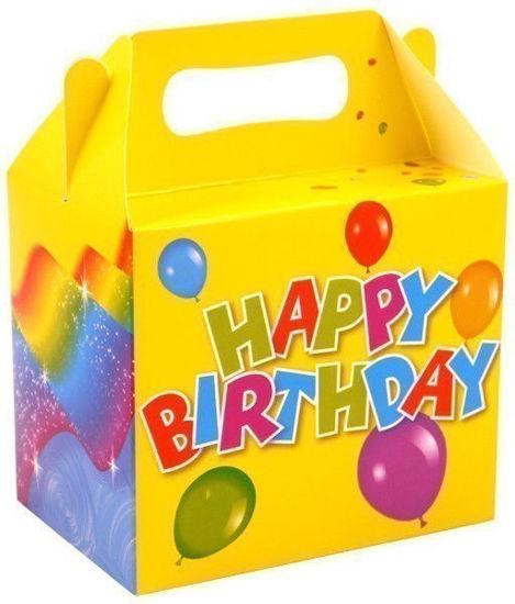 Happy Birthday Lunch Box