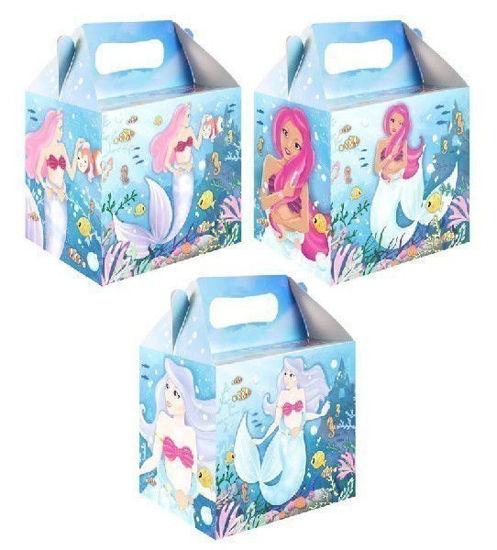 Mermaid Assorted Lunch Box