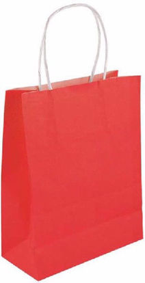 Red Bag with Handles