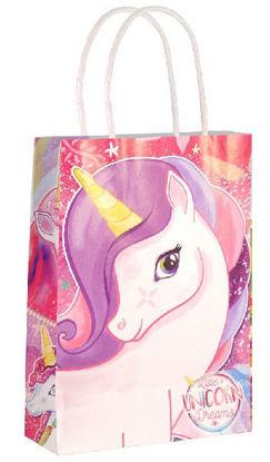 Unicorn Bag with Handles
