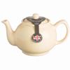 Price & Kensington Pastel Yellow  6 Cup Teapot