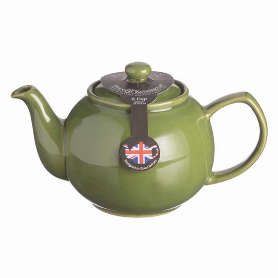 Price & Kensington Olive 6 Cup Teapot