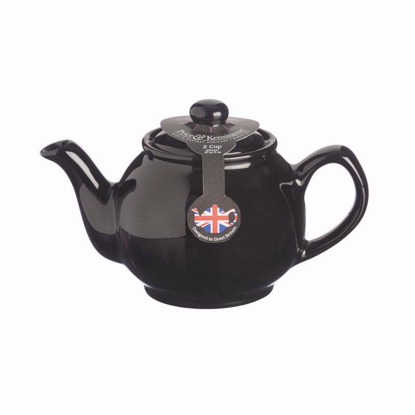 Price & Kensington Black  2 Cup Teapot